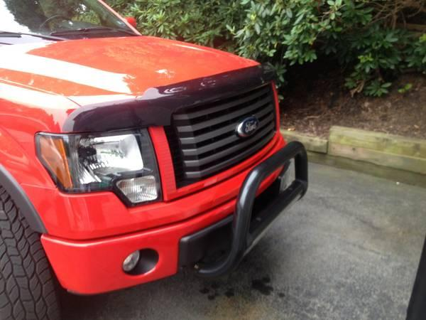 f 150 avs bug shield deflector 09 and up for sale in beckley west virginia classified. Black Bedroom Furniture Sets. Home Design Ideas