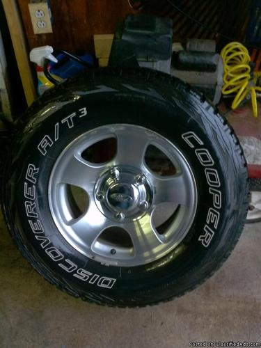 f-150 rims and tires
