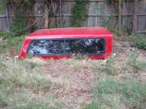 Truck Canopy - $50 (Spokane, northside) for Sale in Spokane