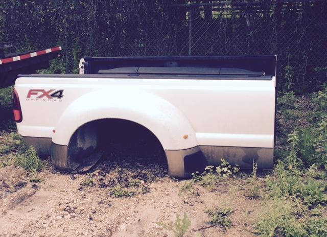 Arrow Ford Abilene >> F-350 Truck Bed For Sale for Sale in Alfred, Texas ...