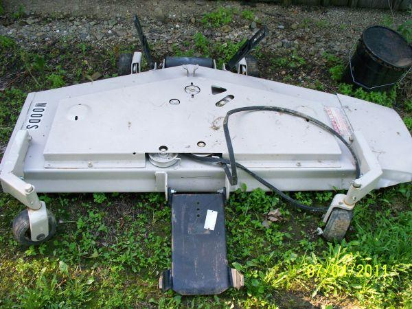 F35 Woods Belly Mower - $200 (Lincolnville Pa)