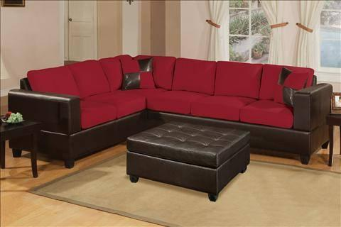 F7638 Sectional