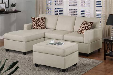 F7669 2pc Sectional Sofa