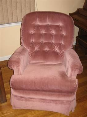 Fabric Rocker Recliner By Best Chairs Furniture Mauve