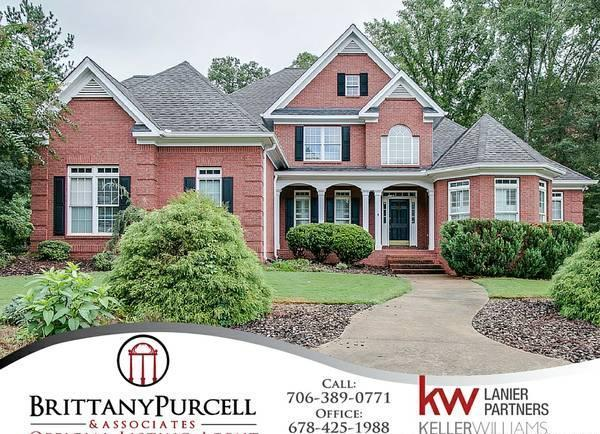 Fabulous Custom Built Home In Oconee County For Sale In