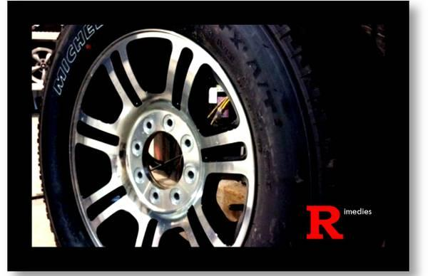FACTORY 2014 20 FORD F-250 RIMS AND TIRES - $1800