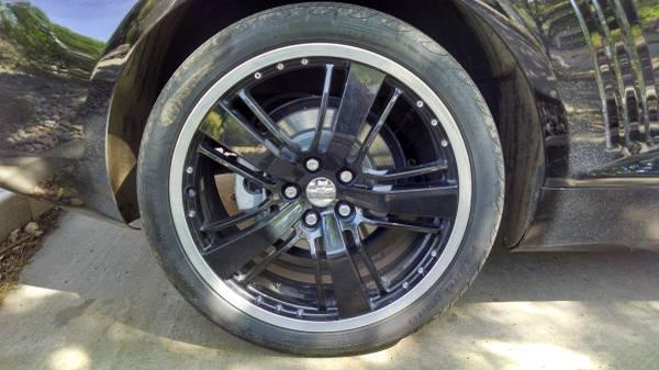 Factory Custom Rims  tires for Chevy Camaro - $350