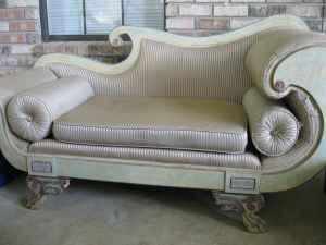 Fainting Couch Victorian 4041 Adams Rd Pace Fl For