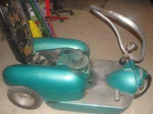 Fairbanks Morse Mower Scooter Chillicothe Ohio For