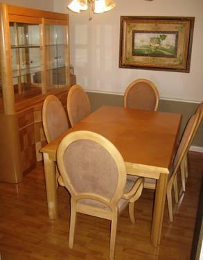 dining table dining table and hutch set