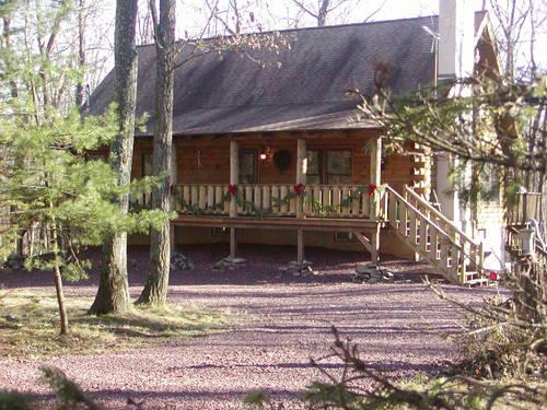 Fall Vacation In A Log Cabin The Poconos Pa For Sale In