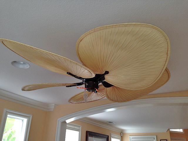 Fanimation the islander ceiling fan model fp320 for sale in rancho fanimation aloadofball Gallery