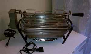 Farberware Open Hearth Electric Rotisserie Broiler