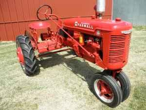 Farmall B - $3200 (Salina, KS)