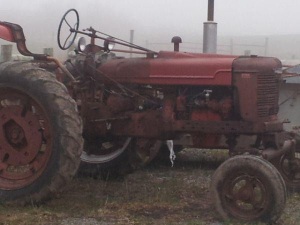 Farmall H Wide Front End Lorraine Americanlisted