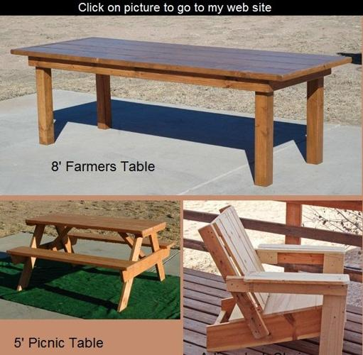 Farmers Table Other Outdoor Furniture Pueblo Area For Sale In Pueblo Colorado Classified