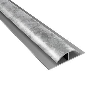Fasade 4 ft. Galvanized Steel Divider Trim