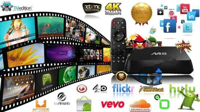 Fastest M8 Android TV Box Fully Loaded Live TV, Movies, TV