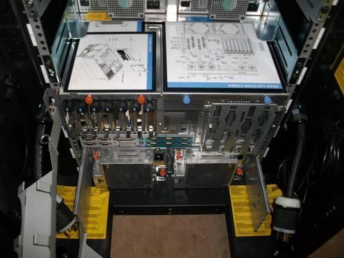 FastT700 San Controller 1742-1RU IBM DS4400