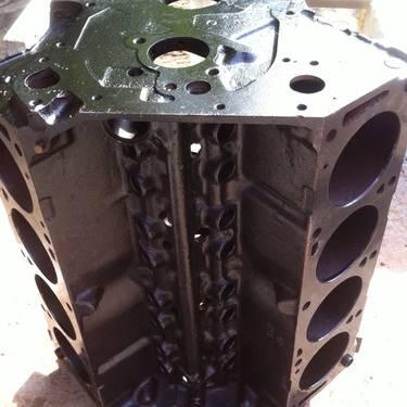 FE Ford Block 390, 410, 428, C6ME-A