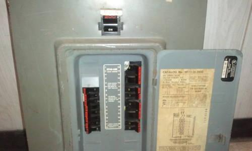 federal pacific electric panel box for sale in olde farm 20 amp fuse up 200 200 amp federal pacific fuse box #6