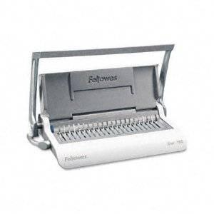 Fellowes Star 150 Manual Comb Binding Machine