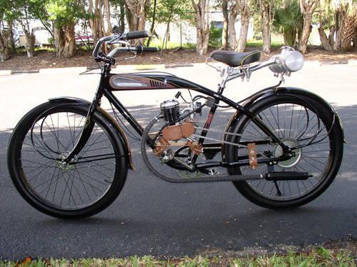 Felt Mango Cruiser Motorized Bicycle