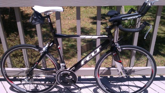 Felt S22 Triathlon, TT, Tri Bike - $1200 (Orlando)