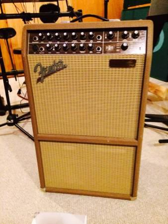 Fender Acoustisonic SFX II Amplifier - $450