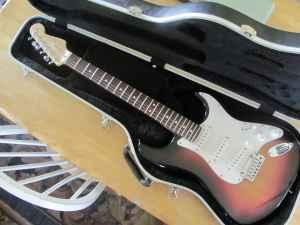 Fender American Stratocaster with Original Hard-shell