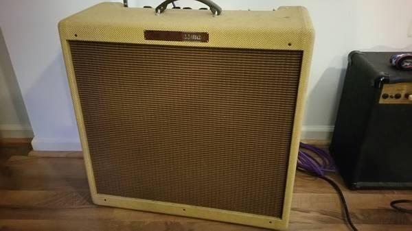 Fender Bassman 1959 Reissue Guitar Tube Amp