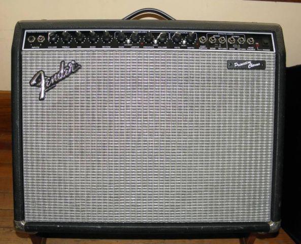 Fender Princeton Chorus 2X10 Amplifier  Us!