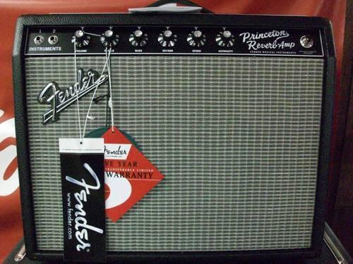 Fender Princeton Reverb Reissue - $650