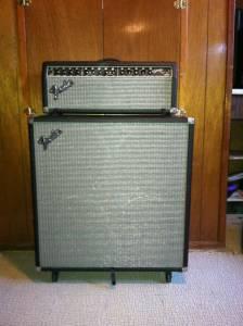 Fender Guitar Strap >> Fender Stage 100 half stack - (Henrietta, NY) for Sale in ...