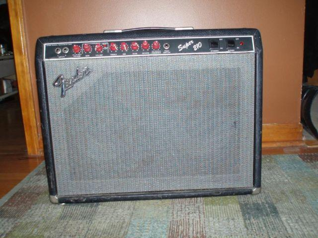 Fender Super 210 amp for Sale in Chicago, Illinois Classified ...