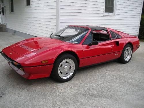 Ferrari 308 gts specs