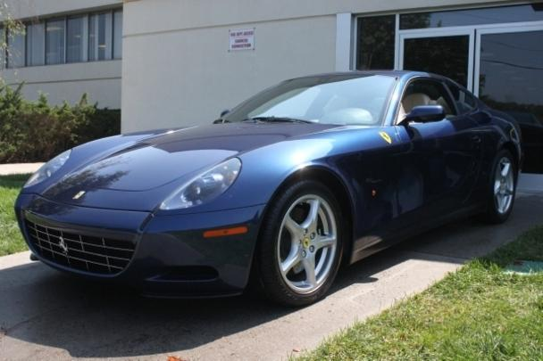 ferrari 612 scaglietti f1 for sale in plainview new york. Black Bedroom Furniture Sets. Home Design Ideas
