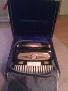 Ferrari Accordion - $350 (Worcester)