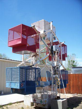 Ferris Wheel - $800 Flora Vista