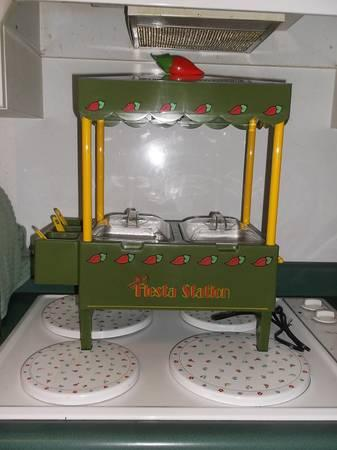 Fiesta Station Home Buffet Server All Occasion Appliance