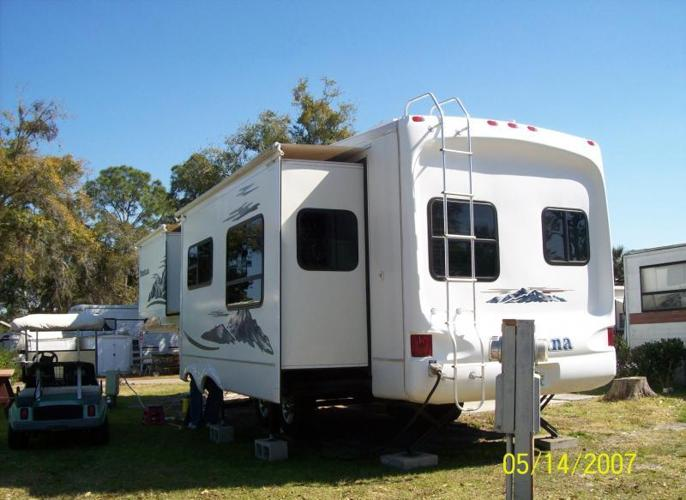 Fifth Wheel rent to own