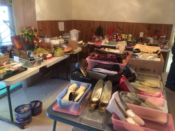 Final day ESTATE SALE! Make offer- we don't want to