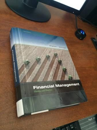 Study guide for brigham/ehrhardt's financial management: theory.