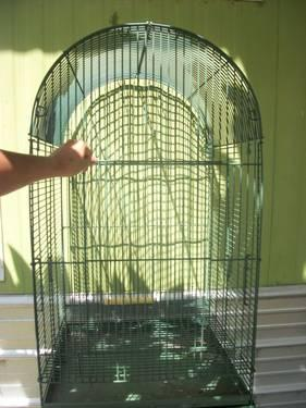 Finch/Cockateil Cage With Stand