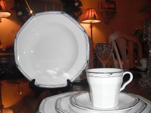 Fine Mikasa China Complete Service For 12 Reduced For