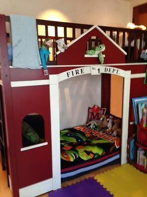 Fireman loft beds for sale in la jolla california classified - Fireman bunk bed ...