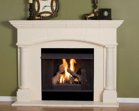 Fireplace Mantels Thin Cast Stone Northwest Alabama