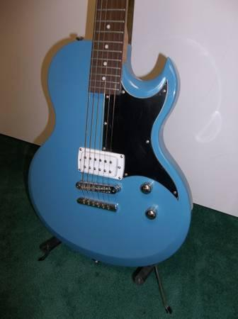 First Act Custom Blue Guitar For In Gibsonia Pennsylvania