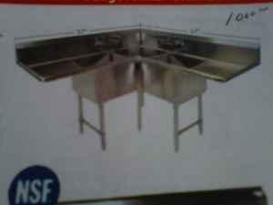 Fish cleaning tables and sinks brainerd for sale in for Fish cleaning table with sink
