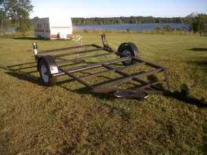Fish house frame battle lake mn for sale in fargo for Crank down fish house frames